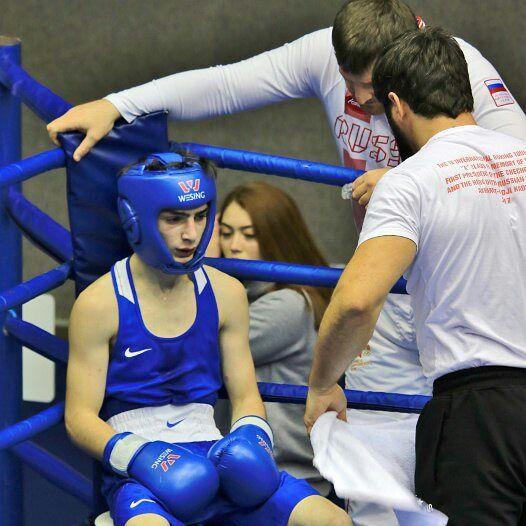 Первенство России по боксу среди юниоров 17-18 лет (2000-2001г.р.)